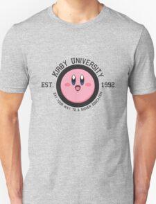 Kirby University  T-Shirt