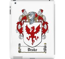 Drake (Meath) iPad Case/Skin