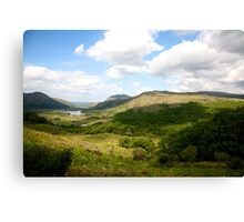 Ladies View-Ring of Kerry Canvas Print