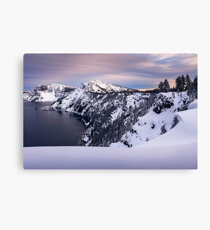 Crater Lake - Oregon - US Canvas Print