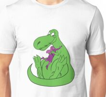 Hugasaurus Unisex T-Shirt