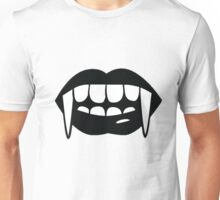 Fangs Unisex T-Shirt