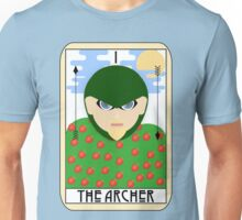 The Archer (Tarot Card I) Unisex T-Shirt