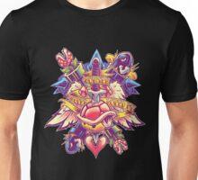 BOWSER NEVER LOVED ME Unisex T-Shirt