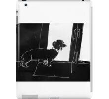 Watchful Boris iPad Case/Skin