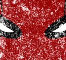 Red Hood Mask Sticker