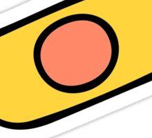 Orange Candy Sticker