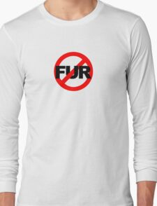 No Fur Long Sleeve T-Shirt