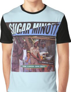 Sugar Minott Time Longer Than Rope Graphic T-Shirt