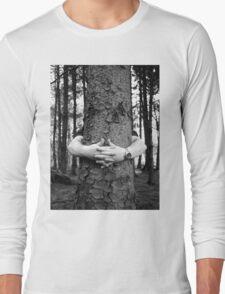 Tree Hugger. Long Sleeve T-Shirt