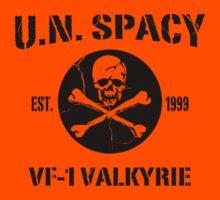 U.N. Spacy VF-1 Valkyrie Kids Clothes