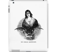 The Female Abortionist iPad Case/Skin