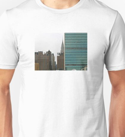 NYC - United Nations Unisex T-Shirt