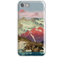 Winter in Keiisino iPhone Case/Skin