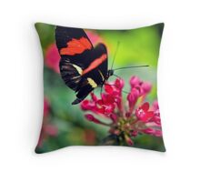 May I Join You? Throw Pillow
