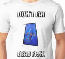 Kauderon V1 - Beautiful Swordfish with text Unisex T-Shirt