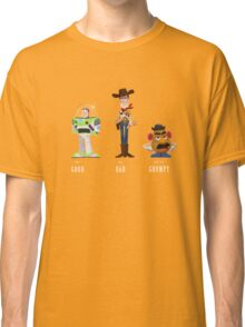 The Good, the Bad and the Grumpy Classic T-Shirt
