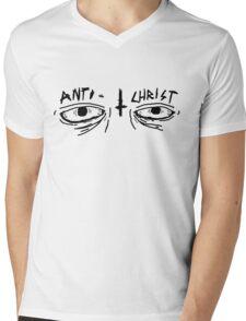 ANTI✝christ Mens V-Neck T-Shirt