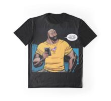 Gadgy Cagey Graphic T-Shirt