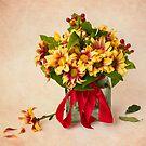 Autumn Bouquet by Ellesscee