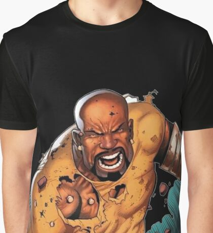 Angry Cage Graphic T-Shirt