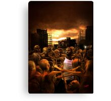 Forever Death Canvas Print