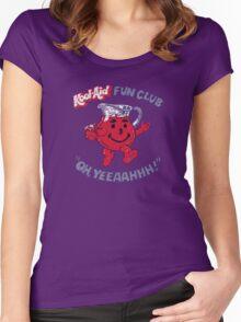 Kool-Aid Fun Club Women's Fitted Scoop T-Shirt