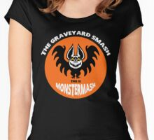 This is Monster Mash - Bat Edition Women's Fitted Scoop T-Shirt