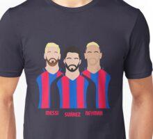 MSN - Messi, Suárez, Neymar Unisex T-Shirt