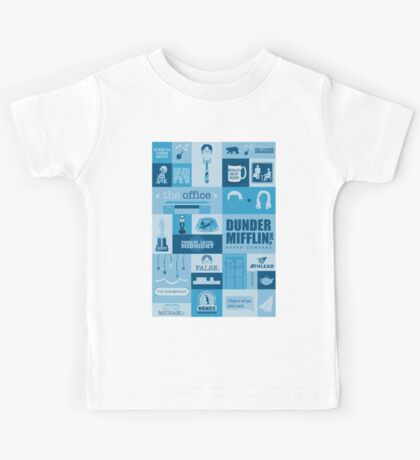 The Office Kids Tee