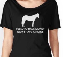 Horse and Hobby Women's Relaxed Fit T-Shirt