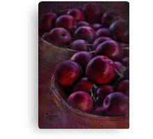 """An Apple A Day"" Canvas Print"