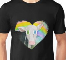 The Cow Who Freed Himself Unisex T-Shirt