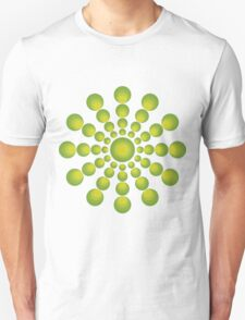 The Green 70's year styling T-Shirt