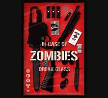Zombie Emergency Kit Unisex T-Shirt