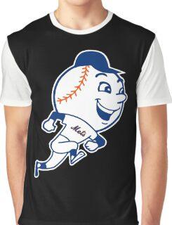 NY Mets Mascot Graphic T-Shirt