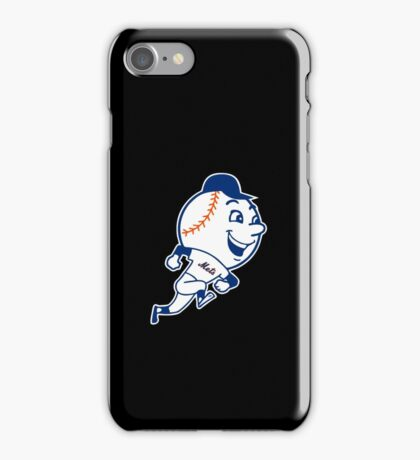 NY Mets Mascot iPhone Case/Skin