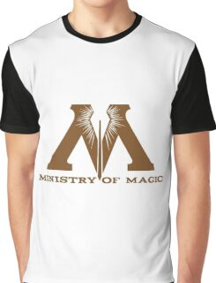 Ministry of Magic Graphic T-Shirt