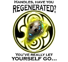 Handles' Regeneration Photographic Print