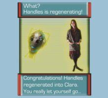Handles' Regeneration (Evolution Style) by PaulMonj