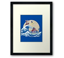The Great Adventure Framed Print