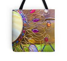 Ornate patterns abstract photograph Tote Bag