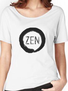 AMD Zen Women's Relaxed Fit T-Shirt