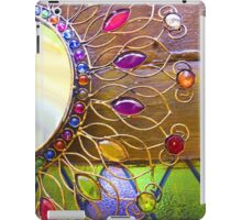 Ornate patterns abstract photograph iPad Case/Skin