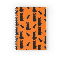 Pumpkin spice Spiral Notebook