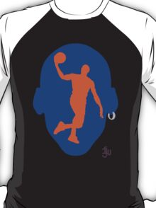 Basketball Icon Dunk NY T-Shirt