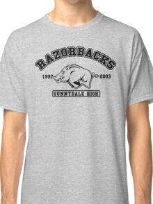 Sunnydale High Razorbacks Classic T-Shirt