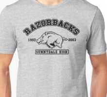 Sunnydale High Razorbacks Unisex T-Shirt