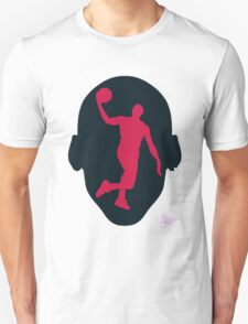 Basketball Icon Dunk CHI3 T-Shirt