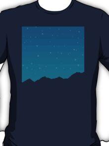 Mountain Skyline T-Shirt